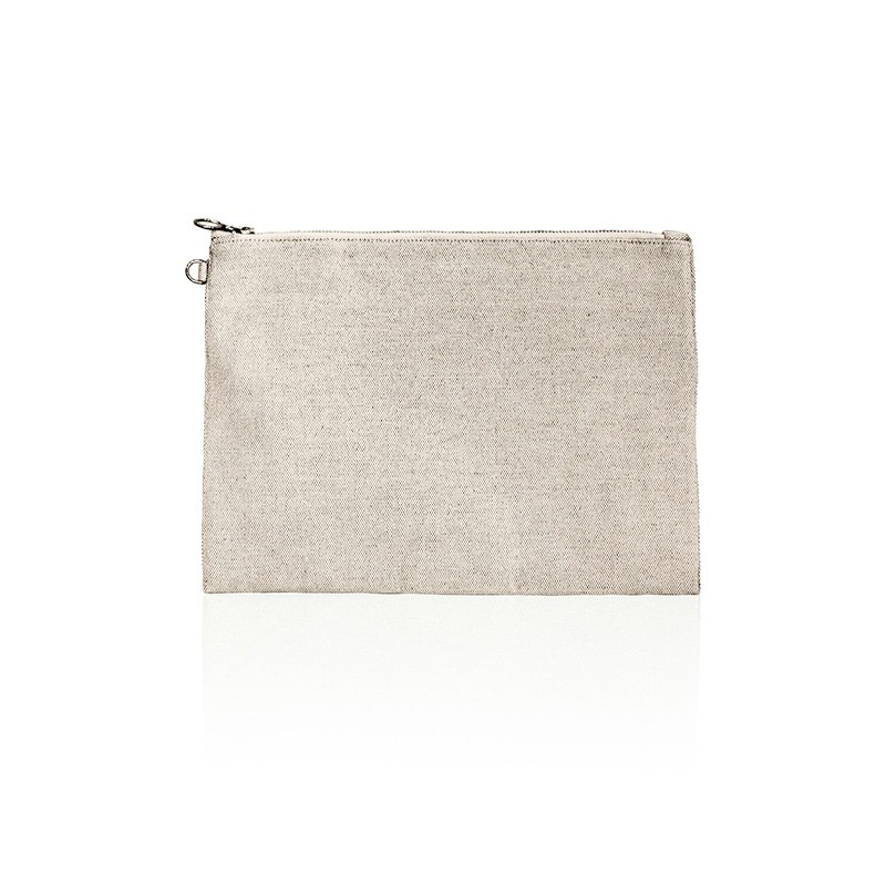 CANVAS LINEN POUCH N°2 - Small Model